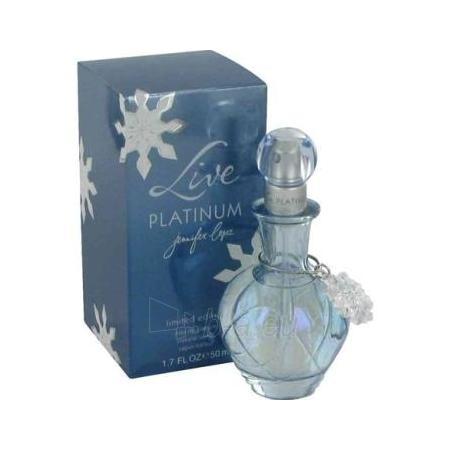 Parfumuotas vanduo Jennifer Lopez Live Platinum EDP 50ml (testeris) Paveikslėlis 1 iš 1 250811003619