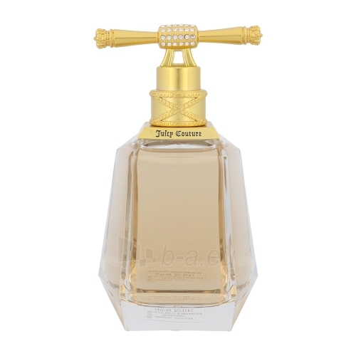 Perfumed water Juicy Couture I Am Juicy Couture EDP 100ml (tester) Paveikslėlis 1 iš 1 310820063188
