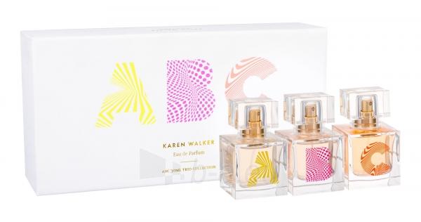 Parfumuotas vanduo Karen Walker ABC Trio Set Eau de Parfum 3x30ml Paveikslėlis 1 iš 1 310820150446