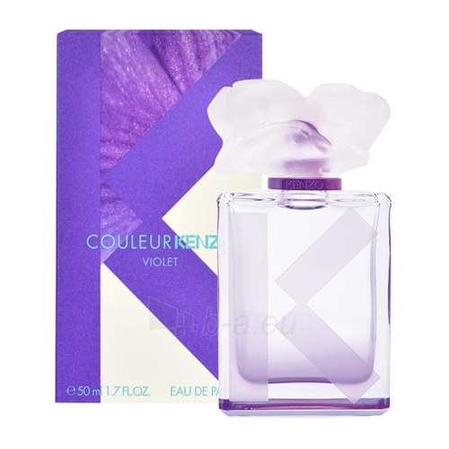 Perfumed water Kenzo Couleur Kenzo Violet EDP 50ml (tester) Paveikslėlis 1 iš 1 310820004410