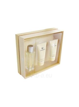 Parfumuotas vanduo Lacoste Pour Femme EDP 90ml (Rinkinys 1) Paveikslėlis 1 iš 1 250811003763