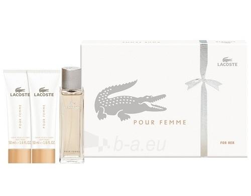 Parfumuotas vanduo Lacoste Pour Femme Perfumed water 30ml (rinkinys) Paveikslėlis 1 iš 1 250811010429
