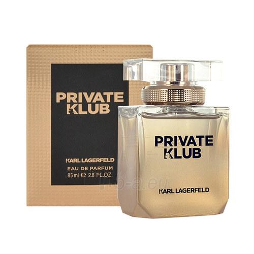 Parfumuotas vanduo Lagerfeld Karl Lagerfeld Private Klub EDP 85ml (testeris) Paveikslėlis 1 iš 1 250811014127