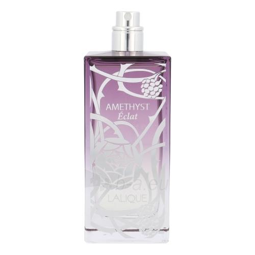 Perfumed water Lalique Amethyst Eclat EDP 100ml (tester) Paveikslėlis 1 iš 1 250811014901