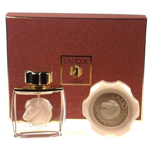 Lalique Pour Homme Equus EDP 75ml (set 2) Paveikslėlis 1 iš 1 250812001141