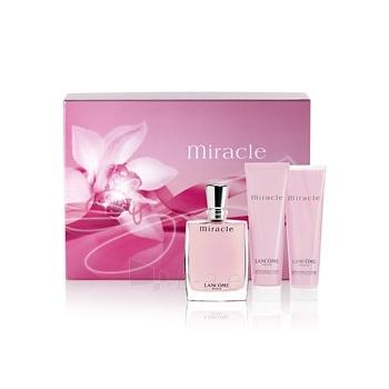 Parfumuotas vanduo Lancome Miracle EDP 50ml (Rinkinys 3) Paveikslėlis 1 iš 1 250811007571