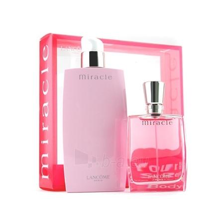 Parfumuotas vanduo Lancome Miracle EDP 50ml (rinkinys 4) Paveikslėlis 1 iš 1 250811010088