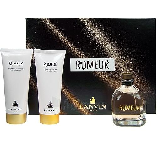 Parfumuotas vanduo Lanvin Rumeur EDP 100ml (Rinkinys) Paveikslėlis 1 iš 1 250811007591