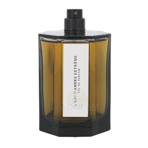 Parfimērijas ūdens L´Artisan Parfumeur L´Eau d´Ambre Extreme EDP 100ml (testeris) Paveikslėlis 1 iš 1 250811012579