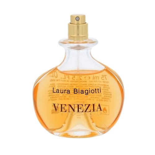 Parfimērijas ūdens Laura Biagiotti Venezia 2011 EDP 75ml (testeris) Paveikslėlis 1 iš 1 250811003879