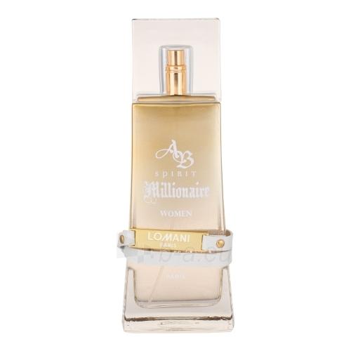 Perfumed water Lomani AB Spirit Millionaire EDP 100ml Paveikslėlis 1 iš 1 250811013799