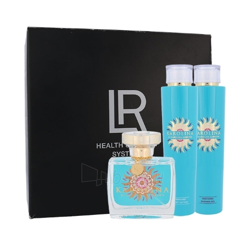 Perfumed water LR Karolina by Karolina Kurkova EDP 50ml (Set) Paveikslėlis 1 iš 1 310820039426