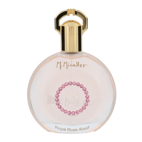 Perfumed water M.Micallef Royal Rose Aoud EDP 100ml Paveikslėlis 1 iš 1 310820041651