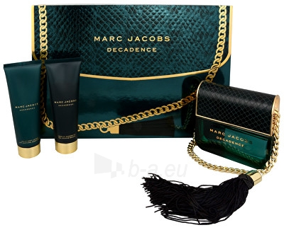 Perfumed water Marc Jacobs Decadence EDP 100ml (Set 4) Paveikslėlis 1 iš 1 310820046901