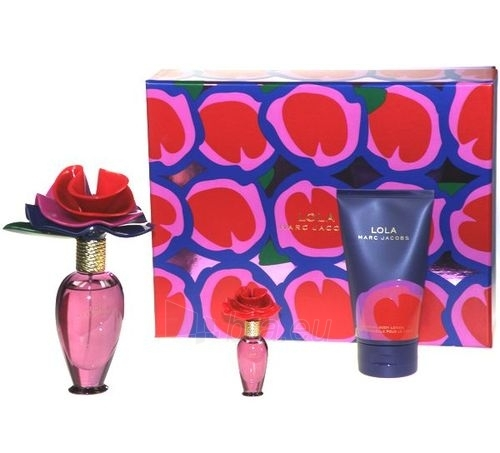 Parfumuotas vanduo Marc Jacobs Lola EDP 50ml (Rinkinys 1) Paveikslėlis 1 iš 1 250811007602