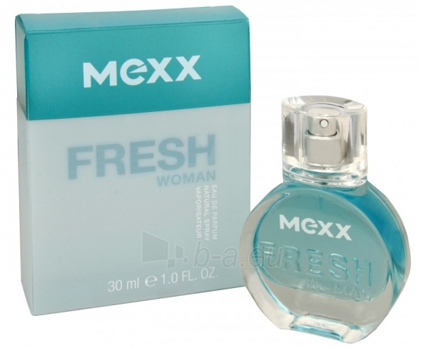 Mexx Fresh Woman Edp 30ml Cheaper Online Low Price English B Aeu