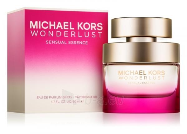 Perfumed water Michael Kors Wonderlust Sensual Essence EDP 50 ml Paveikslėlis 2 iš 2 310820220394