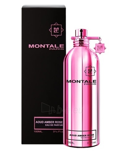 Parfimērijas ūdens Montale Paris Aoud Amber Rose EDP 100ml Paveikslėlis 1 iš 1 250811010913