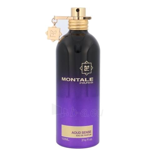 Perfumed water Montale Paris Aoud Sense EDP 100ml Paveikslėlis 1 iš 1 310820138059
