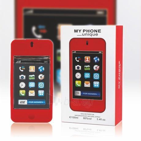 Perfume My Phone unique red EDP 100 ml Paveikslėlis 1 iš 1 250811013940