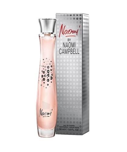 Parfimērijas ūdens Naomi Campbell Naomi EDP 30ml Paveikslėlis 1 iš 1 250811010544