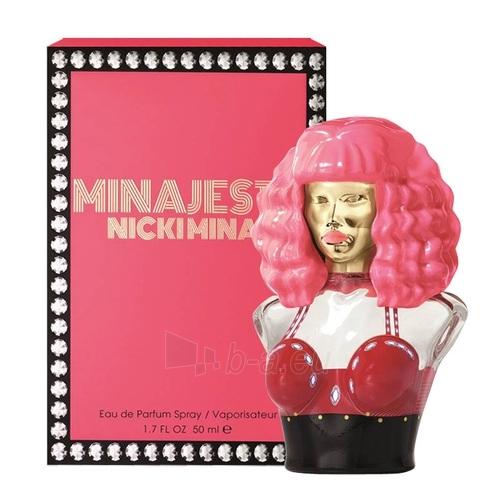 Parfumuotas vanduo Nicki Minaj Minajesty EDP 100ml (testeris) Paveikslėlis 1 iš 1 250811014308