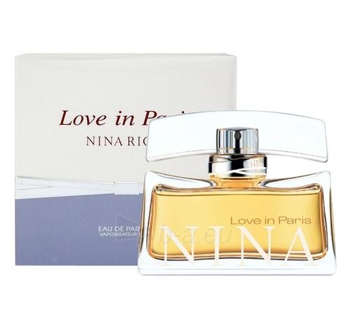 Parfimērijas ūdens Nina Ricci Love in Paris EDP 15ml Paveikslėlis 1 iš 1 250811002714