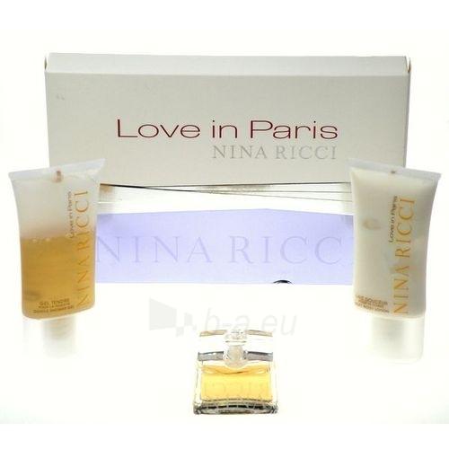 Parfumuotas vanduo Nina Ricci Love in Paris EDP 5ml (Rinkinys) Paveikslėlis 1 iš 1 250811007635