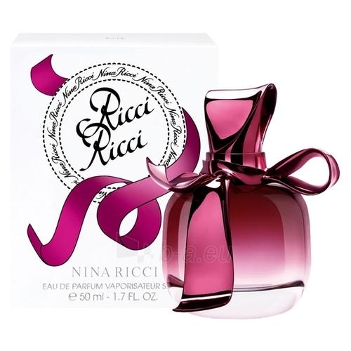 Parfumuotas vanduo Nina Ricci Ricci Perfumed water 30ml (testeris) Paveikslėlis 1 iš 1 250811009675