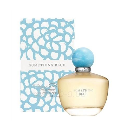 Parfumuotas vanduo Oscar de la Renta Something Blue EDP 100ml (testeris) Paveikslėlis 1 iš 1 250811010817