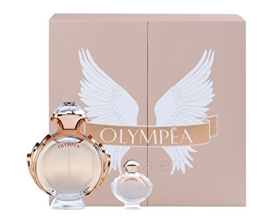 Perfumed water Paco Rabanne Olympea EDP 80ml (Set) Paveikslėlis 1 iš 1 310820004579