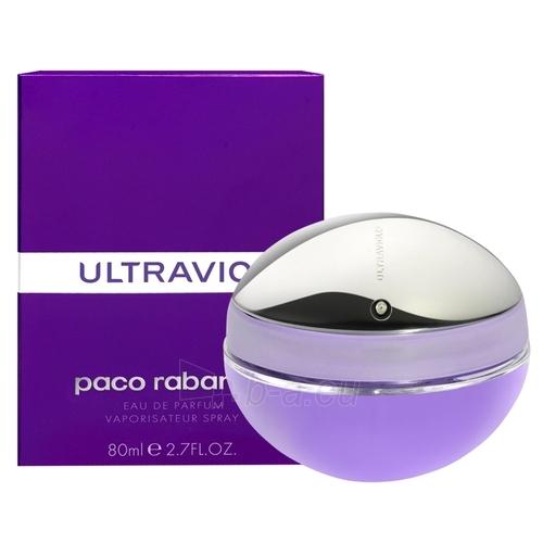 Parfimērijas ūdens Paco Rabanne Ultraviolet EDP 50ml (testeris) Paveikslėlis 1 iš 1 250811004107