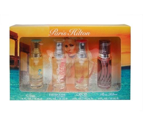 Parfimērijas ūdens Paris Hilton Mini Set EDP 4x15ml (komplekts) Paveikslėlis 1 iš 1 250811010499