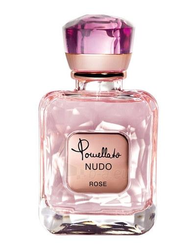 Perfumed water Pomellato Nudo Rose EDP 25ml (tester) Paveikslėlis 1 iš 1 310820016468
