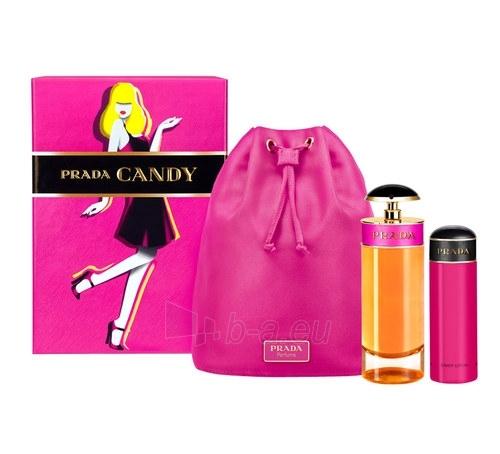 Parfumuotas vanduo Prada Candy Perfumed water 80ml (rinkinys) Paveikslėlis 1 iš 1 250811009320