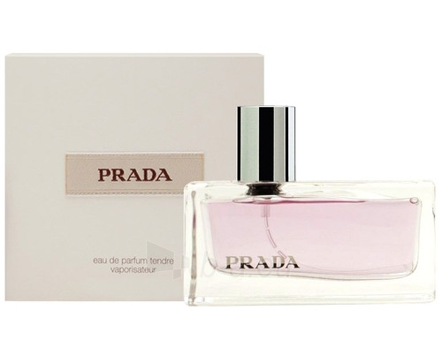Parfumuotas vanduo Prada Prada Tendre EDP 80ml (Refill) Paveikslėlis 1 iš 1 250811007676