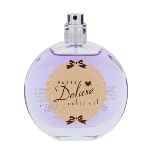 Perfumed water Pussy Deluxe Cookie Cat EDP 30ml (tester) Paveikslėlis 1 iš 1 310820041646