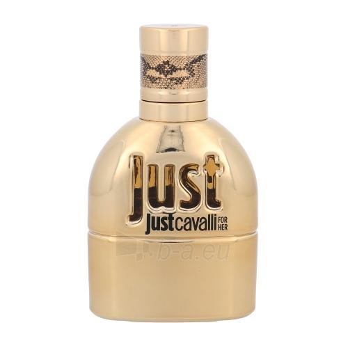 Perfumed Water Roberto Cavalli Just Cavalli Gold For Her Edp 30ml