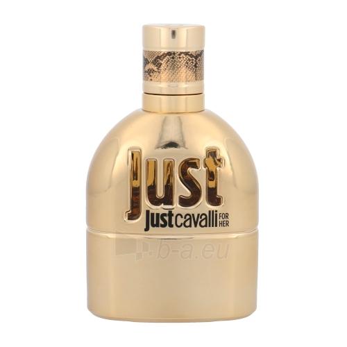 Perfumed water Roberto Cavalli Just Cavalli Gold for Her EDP 50ml Paveikslėlis 1 iš 1 310820024026