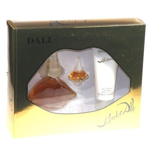 Parfimērijas ūdens Salvador Dali Femme EDP 100ml (komplekts) Paveikslėlis 1 iš 1 250811007698