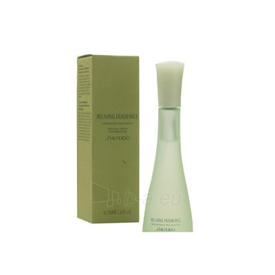 Parfumuotas vanduo Shiseido Relaxing Fragrance EDP 100ml (testeris) Perfumed water Paveikslėlis 1 iš 1 250811007768