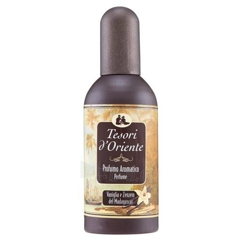 Perfumed water Tesori d´Oriente Vaniglia e Zenzero del Madagascar EDP 100 ml Paveikslėlis 1 iš 1 310820053878