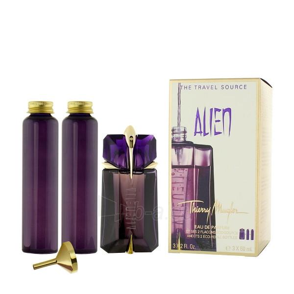 Perfumed water Thierry Mugler Alien EDP 60 ml (Set) Paveikslėlis 1 iš 1 310820015426