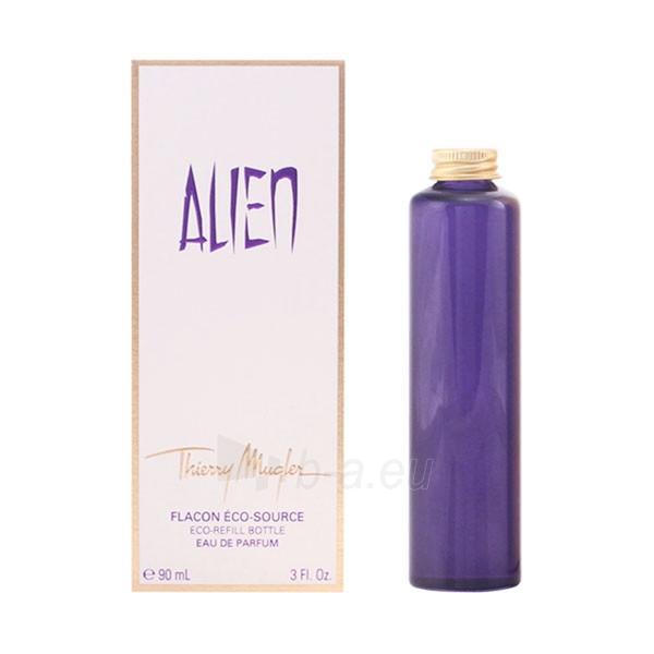 Parfimērijas ūdens Thierry Mugler Alien EDP Eco-Refill 90 ml (papildymas be purkštuko) Paveikslėlis 1 iš 1 310820048456