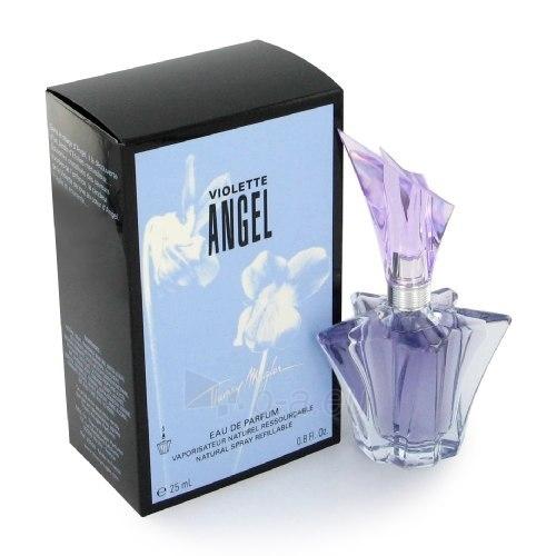 Parfimērijas ūdens Thierry Mugler Angel Violet EDP 25ml (testeris) EDP Paveikslėlis 1 iš 1 250811007884