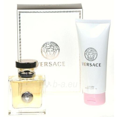 Parfimērijas ūdens Versace Eau De Parfum EDP 50ml (komplekts) Paveikslėlis 1 iš 1 250811008023