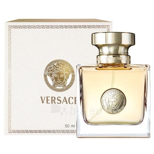 Parfimērijas ūdens Versace Eau De Parfum EDP 50ml (testeris) EDP Paveikslėlis 1 iš 1 250811008026
