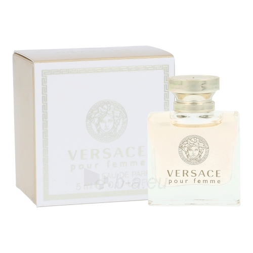Parfumuotas vanduo Versace Eau De Parfum EDP 5ml Paveikslėlis 1 iš 1 250811002753