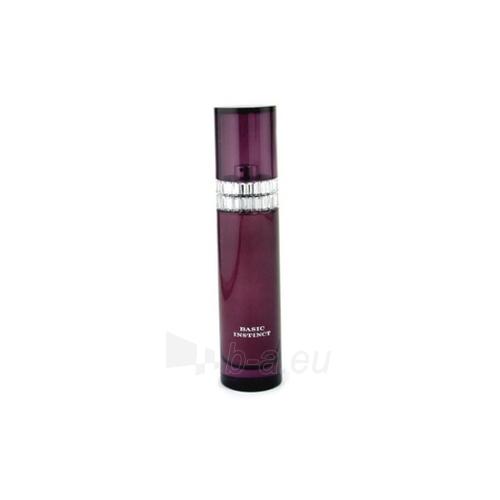 Parfumuotas vanduo Victoria Secret Basic Instinct EDP 75ml (Perfumed water) Paveikslėlis 1 iš 1 250811008042