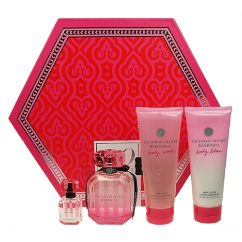 Parfumuotas vanduo Victoria Secret Bombshell Perfumed water 50ml (Rinkinys) Paveikslėlis 1 iš 1 250811008045